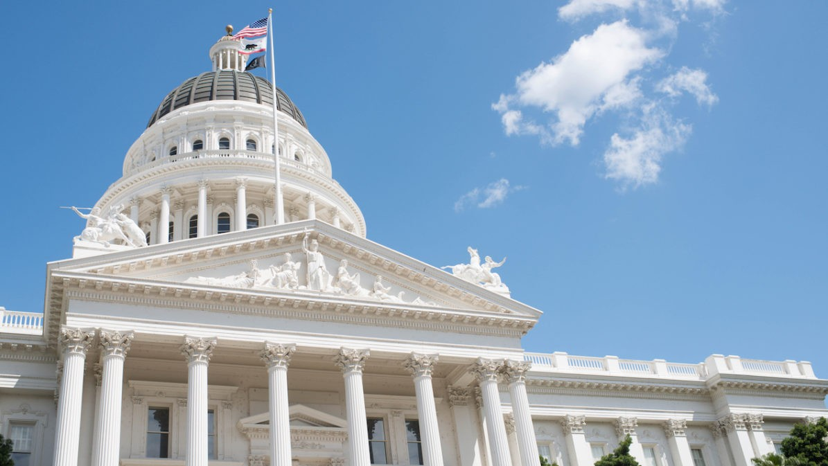 News CA cannabis laws state capitol