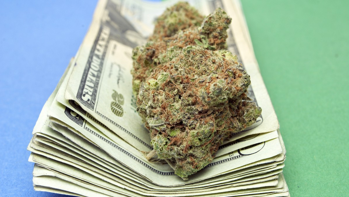 what are marijuana taxes used for in California