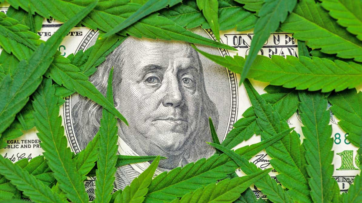 California cannabis - sales, taxes, money